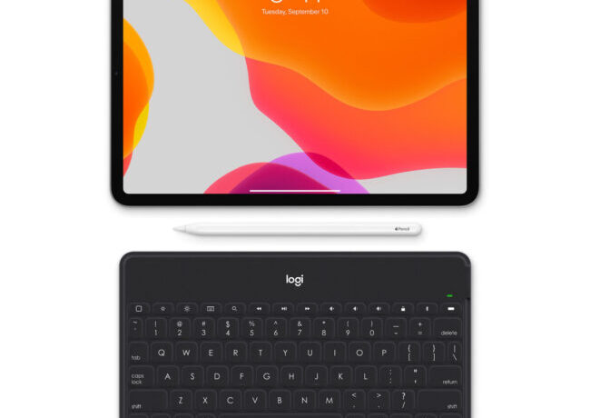 Logicool Keys-to-Go keyboard